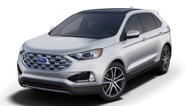 2019 Ford Edge Titanium Crossover in Alvin, TX
